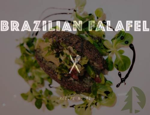 Brazilian falafel recipe